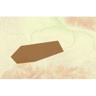Карта C-MAP RS-N502 - Лена: Витим - Олекминск C-MAP