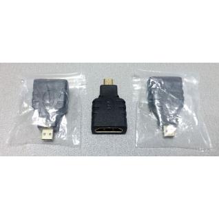 Переходник HDMI (мама) - mini HDMI (папа)