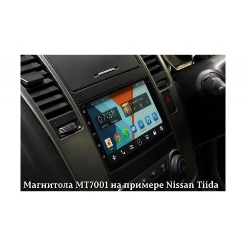 Универсальная магнитола 2 DIN Wide Media WM-MT7001 Android 6.0.1 36994984 6