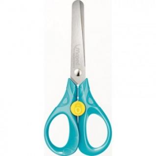 Ножницы детские Maped SECURITY 3D, 13 см, эргоном.,симметричные,в блистере
