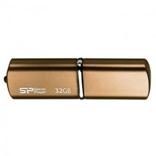 Флеш-память Silicon Power Luxmini 720 32GB bronze