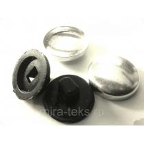 11 мм(№18) с пластиковой ножкой; цвет:черный, Mikron(Турция)