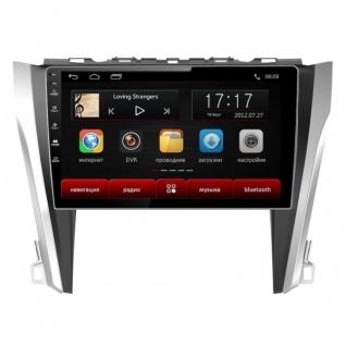 """Головное устройство Subini TOY102 с экраном 10,2"""" для Toyota Camry 2015-2017 Subini"""