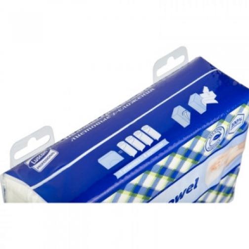 Полотенца бумажные д/дисп. Luscan Professional Zслож2слбелцел200л 37872565 4