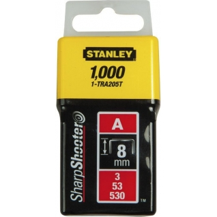 Скоба для степлера Stanley 1-TRA205T, 1000 шт