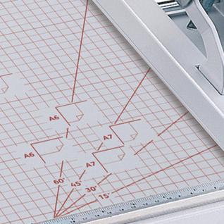 Резак для бумаги Rexel СlassicCut CL710, А4, 70л, сабельный