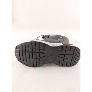 B-5851-E серый ботинки для мальчика Tom&Miki р.28-35 (28)