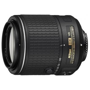 Nikon 55-200mm f/4-5.6G AF-S DX ED VR II Nikkor*