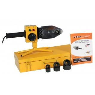 Сварочный аппарт FoxWeld FoxPlastic 850 для сварки пластиковых