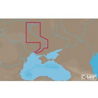 Карта C-MAP EN-N084 - Днепр C-MAP