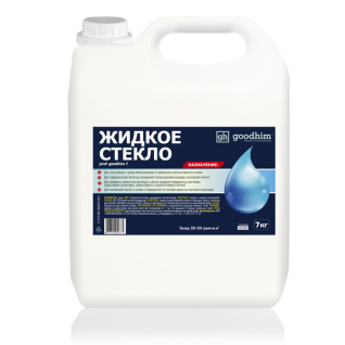 Жидкое стекло (15 кг.)