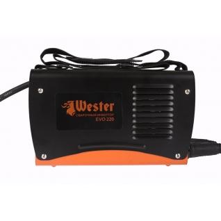 Инвертор сварочный WESTER EVO 220 10-220A 220В 1.6-5.0мм