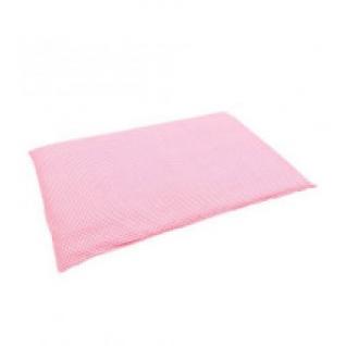 """Подушка в кроватку Зайка моя """"Клетка"""" (розовая) Зайка моя"""