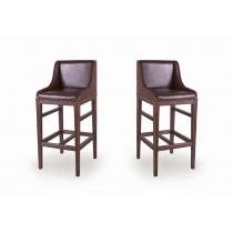 Барный стул Дрейк Kolej 660 l.red HoReCa