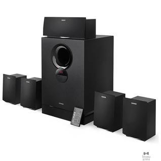 Edifier Edifier R501TIII Black RMS 11W x 5 + 38W, PC, Aux, SD Card, USB