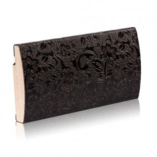 Декоративный профиль кожаный ЭЛЕГАНТ East 55 мм (золото, бронза, серебро)
