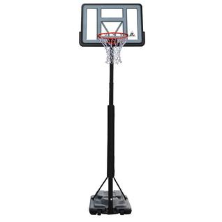 DFC Баскетбольная мобильная стойка DFC STAND44PVC3 110x75 см, ПВХ