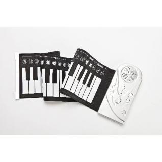 "BRADEX Пианино Гибкое ""Симфония"", 49 Клавиш (49 Keys Flexible Keyboard Piano)"
