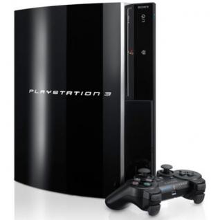 Игровая приставка Sony PlayStation 3 Fat 160Gb (Б/У)