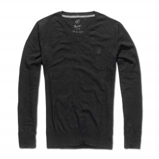 Brandit Пуловер Brandit London, цвет черный