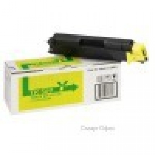 Картридж TK-580Y для Kyocera FS-C5150DN (желтый, 2800 стр.) 851880