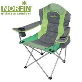 Кресло складное Norfin RAUMA NF (+ Антисептик-спрей для рук в подарок!) SALMO