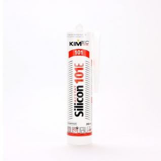 Kim Tek Silicon 101E универсальный белый (310 мл.)