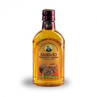Масло грецкого ореха «Золотой орешек», 0.35 л, ПЭТ