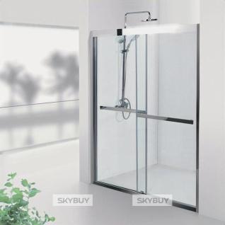 Душевая дверь в нишу Aquanet Delta NPD6122 140 см