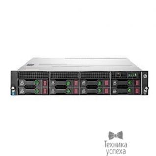 "Hp Сервер HPE ProLiant DL80 Gen9 1xE5-2603v4 1x8Gb x4 3.5"" SATA B140i 1G 2P 1x550W 3-1-1 (840626-425)"