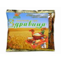 Зерновые каши «Здравица» c фитокомпонентами, в пакетах по 200гр.№6«Активное долголетие»
