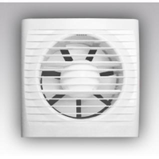 Вентилятор ERA D125 ERA 5S б/шнура с москитной сеткой