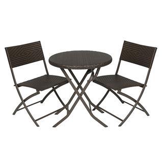 Комплект садовой мебели Бел Мебельторг RM-50 Набор мебели Романтика круглый