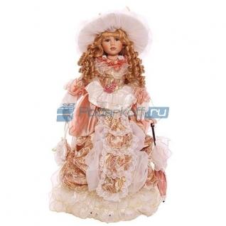 """Фарфоровая кукла """"Кристина"""""""