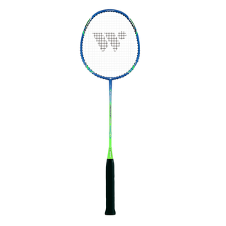 Набор для бадминтона Wish Fusiontec 770k, 2 ракетки, синий/зеленый