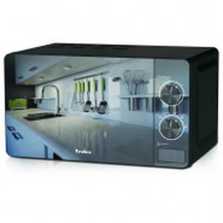 Микроволновая печь TESLER MM-2002, 20л,700Вт,тип упр-мех,зеркал,корпус:чёрн