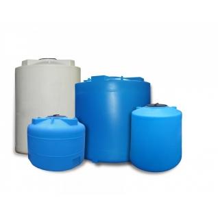 Вертикальные пластиковые емкости до 15 000 л