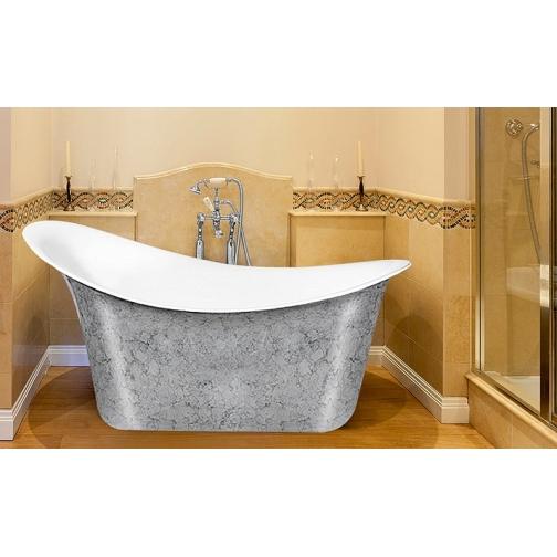 Отдельно стоящая ванна LAGARD Tiffany Treasure Silver 6944627 1