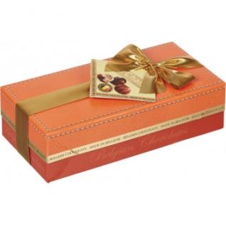 Набор шоколадных конфет Пралине Маршанд ассорти из 16 видов 200гр (MDC01)