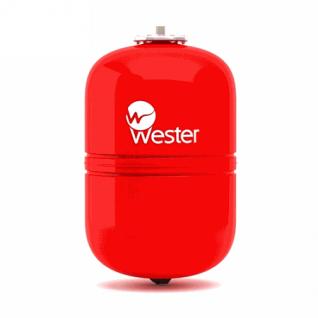 Мембранный бак для отопления Wester WRV 18