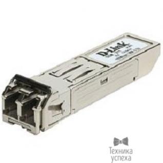 D-Link D-Link DEM-211/DD/F1A SFP-трансивер с 1 портом 100Base-FX для многомодового оптического кабеля (до 2 км)