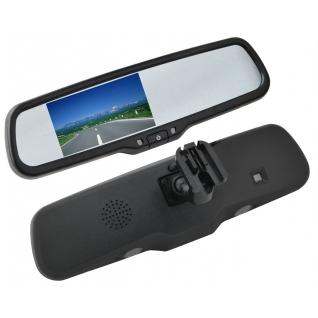 Зеркало заднего вида с монитором SWAT VDR-FR-07