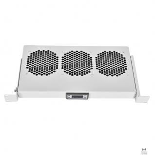 """Цмо ЦМО Модуль вентиляторный 19"""" 1U, 3 вентилятора, регул. глубина 200-310 мм с контроллером R-FAN-3K-1U"""