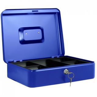 Кэшбокс ONIX МВ-4, ключ, синий, 300х240х90