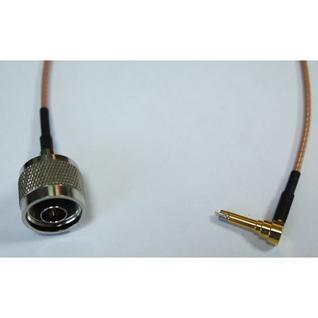 Пигтейл n-male - ms156 (угол) 15-30 см кабельный переходник для модема YOTA LU150, LU156 и роутеров mikotik Kabelprof