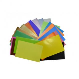 Набор цветной бумаги 20цв,20л,А4,металл+флюор,набор№1,11-420-36