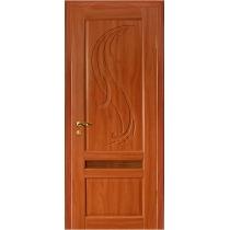 Дверное полотно МариаМ Лилия ПВХ глухое 600-900 мм