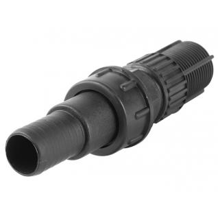 """Обратный клапан с сетчатым фильтром для насосных станций, п/пропилен, 1"""" (ECO) ECO"""