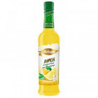 Сироп лимон Herbapol, 420 мл