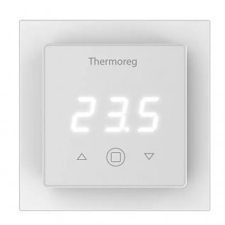 Терморегулятор для теплого пола Thermoreg TI-300 Белый